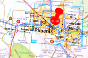 Home Buyers: Map Greater Metro Phoenix Area